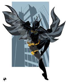 Batgirl (Cassandra Cain) by liefeldianabomination by Schwartzwald Batwoman, Nightwing, Children's Comics, Batman Comics, Damian Wayne, Red Hood, Jason Todd, Harley Quinn, Batman Universe