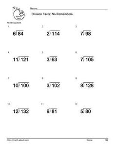 Printables Basic Math Skills Worksheets boost your childrens math skills with these basic division worksheets facts worksheet