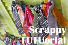 Scrappy Tutu-torial