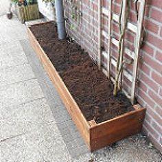 Porch Garden, Terrace Garden, Home And Garden, Beautiful Gardens, Gardening Tips, Woodworking Projects, My House, Sweet Home, Construction