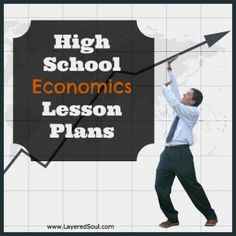 High School Economics Unit Plan for 1/2 Credit -