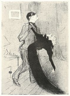 H Toulouse Lautrec 110 Unpublished Drawings