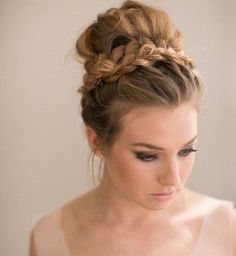 hair medium length updo wedding hair dos wedding hair dos hair styles for shoulder length hair wedding hair updos wedding hair hair styles for shoulder length hair in wedding hair Wedding Hair And Makeup, Hair Makeup, Hairstyle Wedding, Makeup Hairstyle, Prom Updo, Braided Wedding Hairstyles, Hair Styles For Wedding, Bridal Makeup, Prom Hair Bun