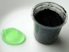 homemade mascara, 2 ingredients.   http://frugalkiwi.co.nz/2009/10/diy-mascara-with-2-ingredients/