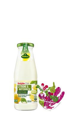 Zitrone & Buttermilch Dressing