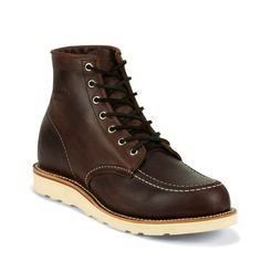 Boots similar to this Brown leather tan sole