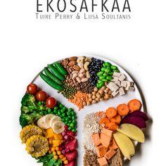 30 x vegaanista arkiruokavinkkiä - mitä tänään söis? - Vege it! Vegan Foods, Smell Good, Acai Bowl, 30th, Breakfast, Desserts, Recipes, Flower Paintings, Buddhism