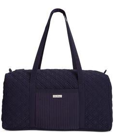 Vera Bradley Large Duffle Bag - Vera Bradley - Handbags & Accessories - Macy's