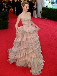 Met Ball 2014: Company's Best Dressed! How beautiful does Suki look?!