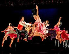 One of Sadler's Wells' most successful productions, Havana Rakatan made its hugely successful debut in 2007 at the Peacock Theatre in London and has since toured all over the world including six astonishing seasons at the West End.