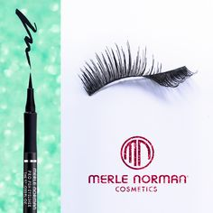 Beautiful Sight — Our Pro Pen Eyeliner and False Lashes make a great gift for any glamour girl! Eyeliner Pen, Eyeshadow, Facial Steaming, False Lashes, Pandora Jewelry, Beauty Hacks, Beauty Tips, Norman, Mascara