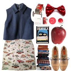 What Do You Wear With Oxfords? - Polyvore