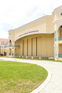 Count de Hoernle Amphitheatre in Boca Raton, Florida