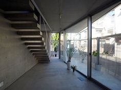 Apartments from Japan : A brief look into typical aspects of a Japanese Apartments Japan Apartment, Cool Apartments, Apartment Interior Design, Japanese Culture, Contemporary, Modern, Small Spaces, Around The Worlds, Stairs