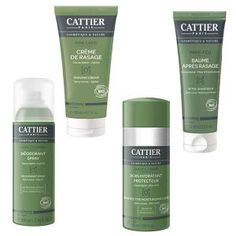 Pack Soins Homme Cattier