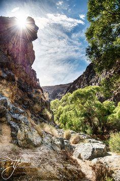 Death Valley . California