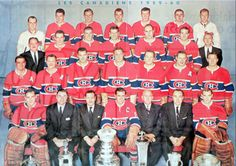 It is hardly arguable that the Montreal Canadiens are the most successful North American sports franchise based on the number of Stanley Cups won with 24.  During the 1950s the Canadiens appeared in the Stanley Cup Final a record 10 consecutive seasons, winning the cup six times.