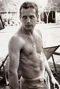 Paul Newman. No one like him! <3