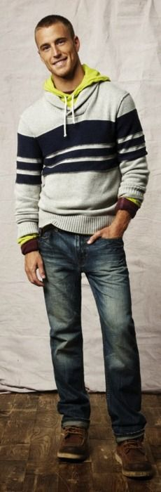 AMERICAN EAGLE OUTFITTERS casual style FW 2011
