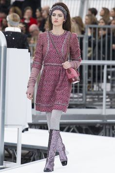 Nice #Chanel #fashion #Koshchenets  Chanel Fall 2017 Ready-to-Wear Collection Photos - Vogue... Fashion and lifestyle. Check more at http://fashionie.top/pin/24548/