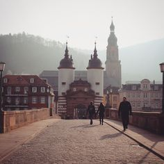 Heidelberg / 10 of the best undiscovered attractions in Europe / A Globe Well Travelled