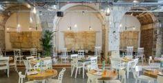 Grain Store - King's Cross, London, UK - Restaurant & Bar from Chef Bruno Loubet & The Zetter Restaurant Kitchen, Restaurant Tables, Restaurant Interiors, Restaurant Design, Shop Interior Design, Interior Design Inspiration, Bistro Interior, Retail Design, Grain Store