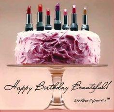 Happy Birthday beautiful