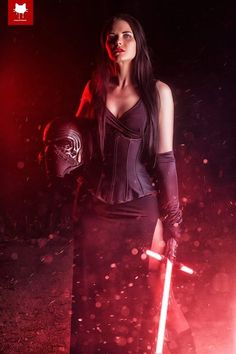 f Rogue Assassin Med Armor Helm underdark Sword midlvl JusZ Cosplay Photo: Steamkittens #StarWars #StarWarsGirls