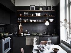 Diferenciar estancias con la decoración escandinava.