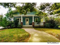 Sold for $352,000 - was $364,900 - 32 Fenner Ave, Asheville, NC 28804
