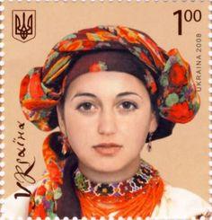 2008 Ucrania-Tocados Tradicionales