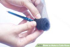 Image titled Make a Tulle Rose Step 2