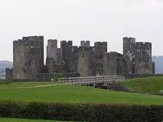 Caerphilly Castle is a medieval fortification in Caerphilly, South Wales, England. The castle, which encompasses thirty acres, was constructed in the century and is surrounded by manmade lakes. Cardiff Wales, Cardiff City, Wales Uk, South Wales, The Places Youll Go, Places To See, Places Ive Been, Dream Vacations, Vacation Destinations