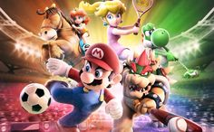 Mario Sports Superstars to break out of the gate this March   By Reinier Macatangay  Nintendo is known for releasing sports titles featuring Mario characters but usually not as a compilation of different sports (unless Mario and Sonic at the Olympic Games counts). Luckily on March 24th 3DS gamers can get their hands on Mario Sports Superstars which features soccer tennis golf baseball and horse racing. Horse racing?  The official website gives a brief overview without offering much more…