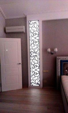 New Diy Room Partition Ideas Lights Ideas Laser Cut Panels, Plafond Design, False Ceiling Design, Interior Decorating, Interior Design, Wood Ceilings, Lighting Design, Decoration, Room Decor