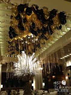 20 Best Ceiling Balloon Decor Images Balloon Decorations Colorful
