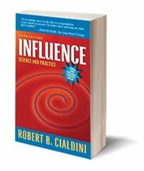 Influence - Science and Practice by Dr Robert Cialdini