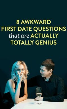 Most awkward speed dating questions