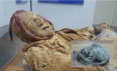 Earthquake in #Ecuador Reveals Bizarre Burial of a #Mummy in a Jar with a Little Mouse