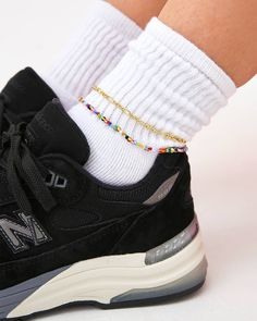 Summer Accessories, Shallow, Anklets, Sneakers, Shoes, Instagram, Fashion, Tennis, Moda