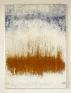 "Saatchi Art Artist Christian Hetzel; Painting, ""wall impressions No.17"" #art"