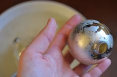 So whenever I stumble upon Christmas ornaments at yard sales, they are always a little beat up.   They are also always insanely cheap,...