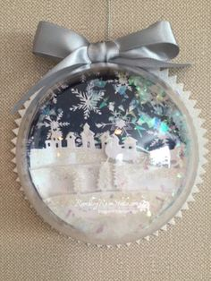 Let It Snow.... | Rambling Rose Studio | Billie Moan