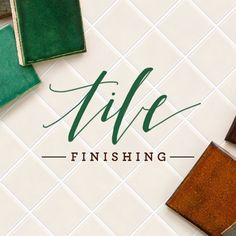 Our Guide to Tile Finishing: Which type should you choose? Info on the blog! Link in profile  #tileuniversity