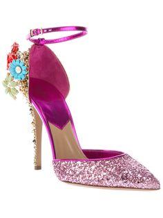 DSQUARED2 - Sapato Rosa.