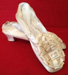 Women's Shoes, Second Empire (1852-1870)