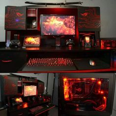 A Battlestation I saw that i actually like for a change