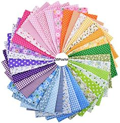pcs Plain Thin Cotton Fabric Patchwork For DIY Quilting Sewing Fat Quarters Bundle Tissue Telas Tilda Needlework Patchwork Fabric, Buy Fabric, Cotton Quilting Fabric, Floral Fabric, Fabric Flowers, Diy Quilting, Fat Quarters, Fabric Shears, Fabric Steamer