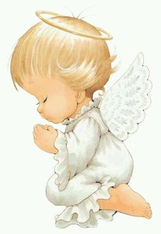 Angel by Ruth Morehead Angel Pictures, Cute Pictures, Angels Among Us, Sarah Kay, Holly Hobbie, Angel Art, Christmas Angels, Vintage Cards, Decoupage