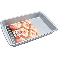 Wilton Recipe Right 13 x 9 Inch Oblong Pan -- For more information, visit image link.